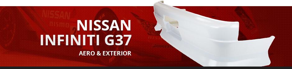 NISSAN INFINITI G37 AERO & EXTERIOR