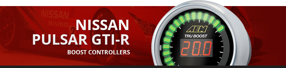 Nissan Pulsar GTi-R Boost Controllers