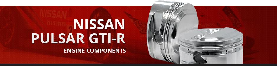 NISSAN PULSAR GTI-R ENGINE COMPONENTS