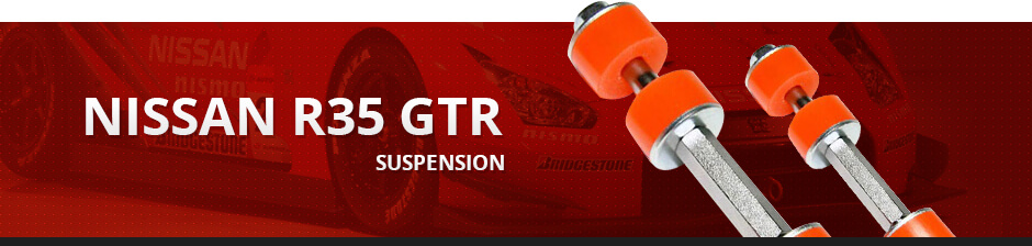 NISSAN R35 GTR SUSPENSION
