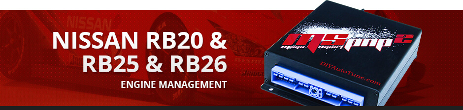 NISSAN RB20 & RB25 & RB26 ENGINE MANAGEMENET