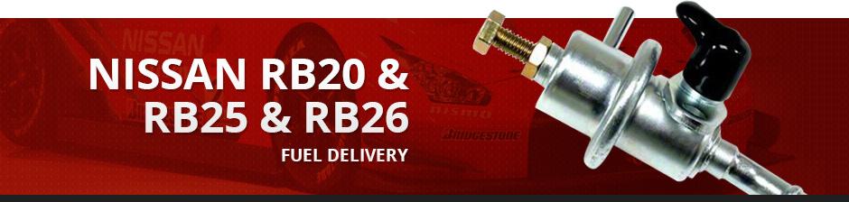 Nissan - Nissan RB20 & RB25 & RB26 - Fuel Delivery - Page 1 - Enjuku