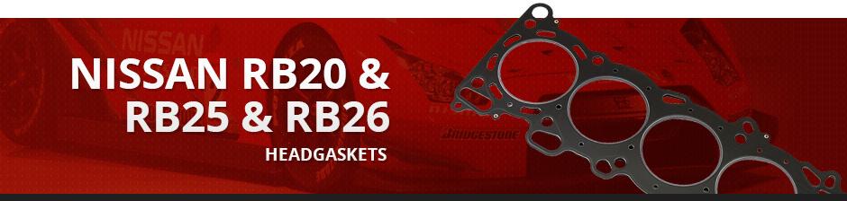 NISSAN RB20 & RB25 & RB26 HEADGASKETS
