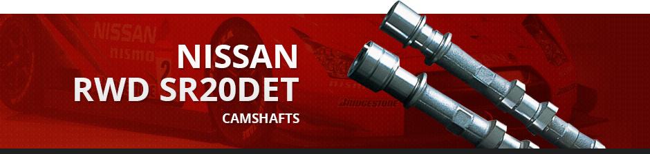 NISSAN RWD SR20DET CAMSHAFTS