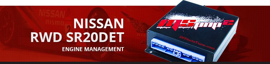 NISSAN RWD SR20DET ENGINE MANAGEMENT