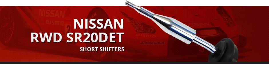 NISSAN RWD SR20DET SHORT SHIFTERS