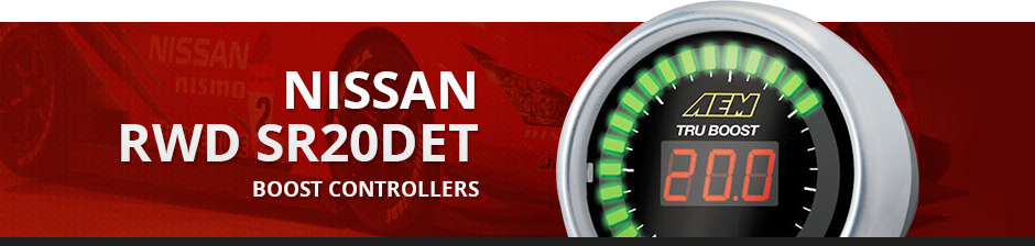 NISSAN RWD SR20DET BOOST CONTROLLERS