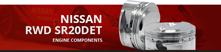 NISSAN RWD SR20DET ENGINE COMPONENTS