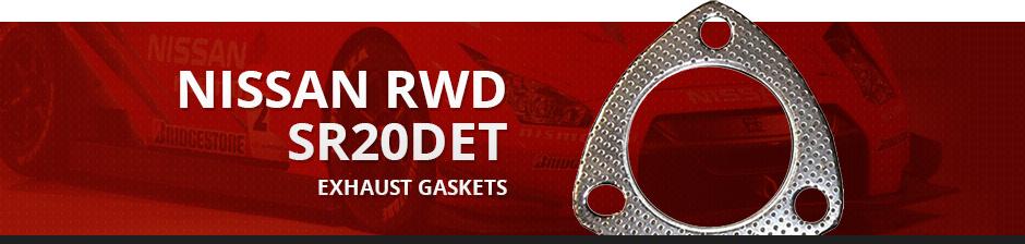 NISSAN RWD SR20DET EXHAUST GASKETS