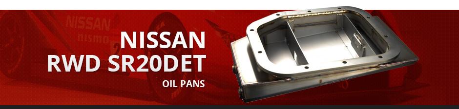 NISSAN RWD SR20DET OIL PANS