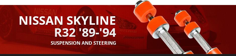 NISSAN SKYLINE R32 '89-'94 SUSPENSION AND STEERING