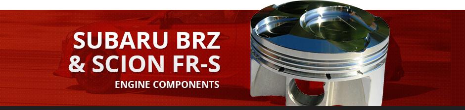 SUBARU BRZ & SCION FR-S ENGINE COMPONENTS