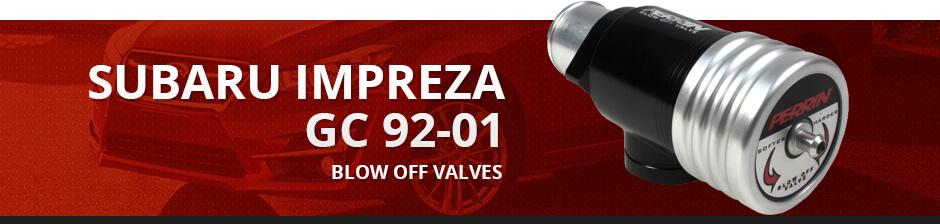 SUBARU IMPREZA GC 92-01 BLOW OFF VALVES
