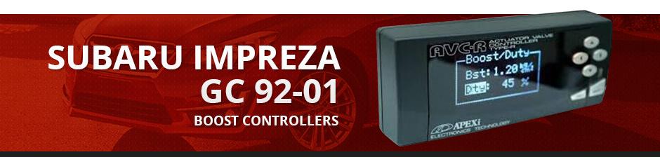 SUBARU IMPREZA GC 92-01 BOOST CONTROLLERS