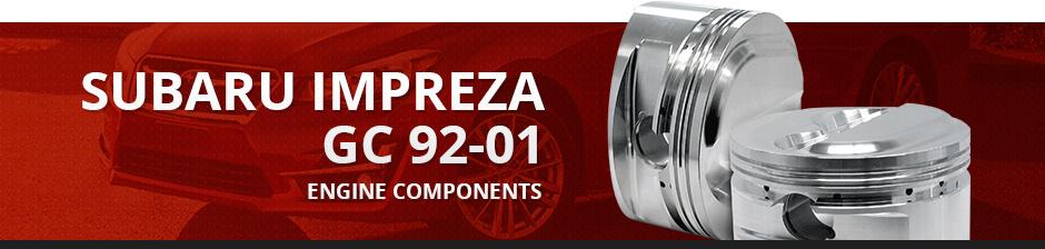 SUBARU IMPREZA GC 92-01 ENGINE COMPONENTS