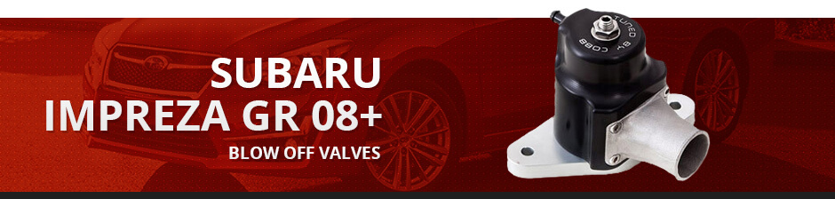 SUBARU IMPREZA GR 08+ BLOW OFF VALVES