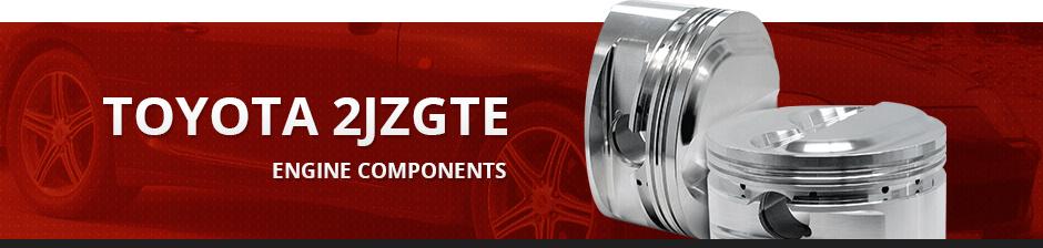TOYOTA 2JZGTE ENGINE COMPONENTS