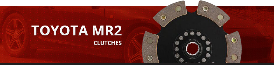 TOYOTA MR2 BRAKES