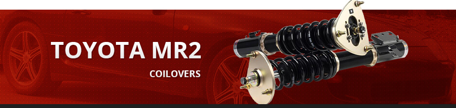 TOYOTA MR2 COILOVERS