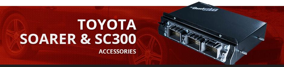 TOYOTA SOARER & SC300 ACCESSORIES