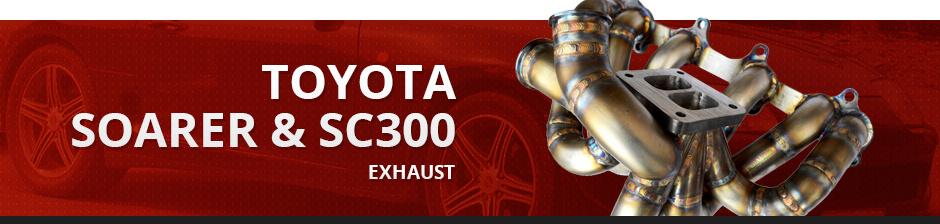 TOYOTA SOARER & SC300 EXHAUST