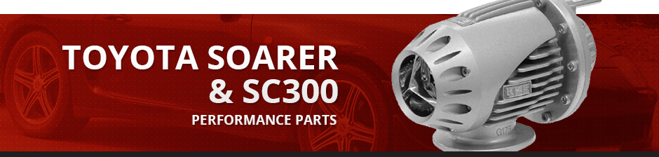 TOYOTA SOARER & SC300 PERFORMANCE PARTS