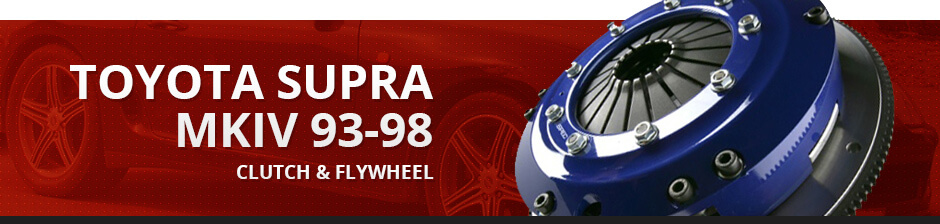 TOYOTA SUPRA MKIV 93-98 CLUTCH & FLYWHEEL