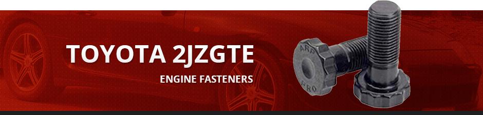 TOYOTA 2JZGTE ENGINE FASTENERS